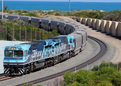 Locomotive windscreens to AS/NZS 2080 WHP and BRB 566