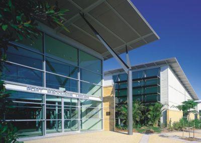 Solarguard Glass Port Macquarie Library