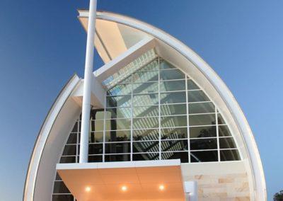 Solarguard Glass Hillsong Church