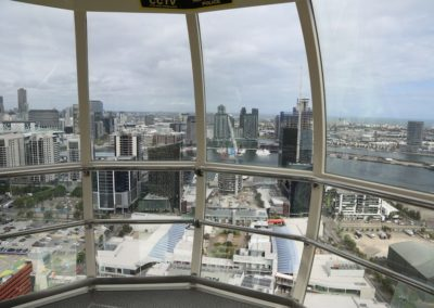Curved Glass - Melbourne-Star